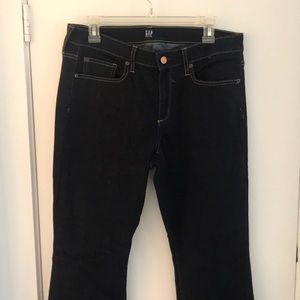 Gap curvy bootcut jean